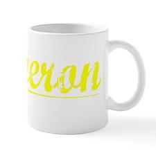 Bergeron, Yellow Mug
