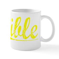 Bible, Yellow Mug