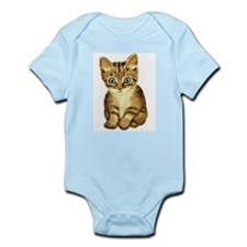 Kitten Infant Creeper