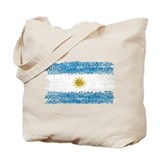 Textual Argentina Tote Bag