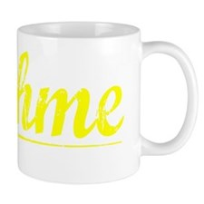 Boehme, Yellow Mug