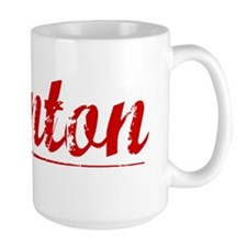 Brenton, Vintage Red Mug