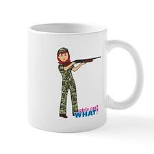 Hunting Girl Mug