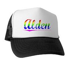 Alden, Rainbow, Trucker Hat