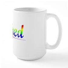 Alfred, Rainbow, Mug