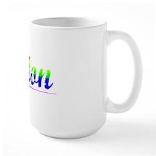 Anton, Rainbow, Mug