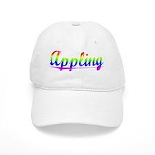Appling, Rainbow, Cap