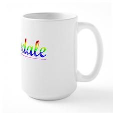Barksdale, Rainbow, Mug