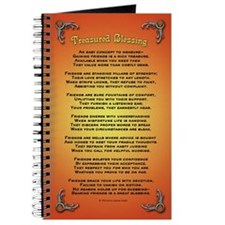 TREASURED BLESSING Journal