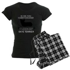 Skye Terrier Designs Pajamas