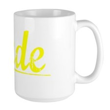 Cade, Yellow Mug