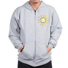 Sunbeam Zip Hoody