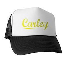 Carley, Yellow Trucker Hat