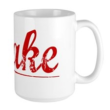 Drake, Vintage Red Mug