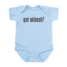 Got Akbash? Infant Bodysuit