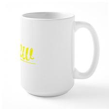 Chew, Yellow Mug