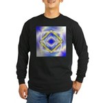 Iced Long Sleeve Dark T-Shirt