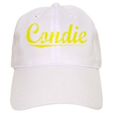 Condie, Yellow Baseball Cap