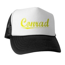 Conrad, Yellow Trucker Hat