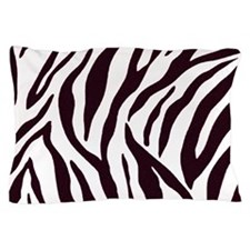 Zebra Stripes Pillow Case