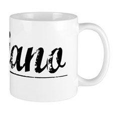 Luciano, Vintage Mug