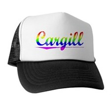 Cargill, Rainbow, Trucker Hat