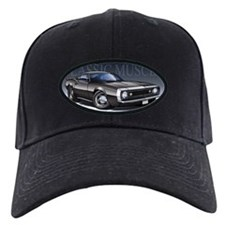 67_Black_W2 Baseball Hat
