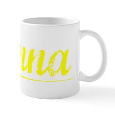 Danna, Yellow Small Mug