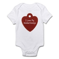 Love My Kooiker Infant Bodysuit