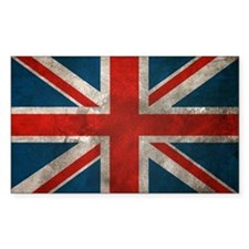 British Union Jack Decal