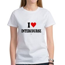 I Love Intercourse,PA. Tee