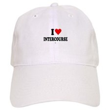 I Love Intercourse,PA. Baseball Cap
