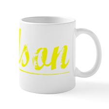 Dodson, Yellow Mug