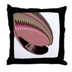 Vinyl Throw Pillow
