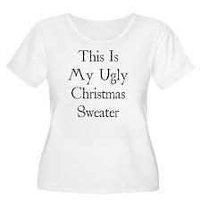christUgly1A T-Shirt