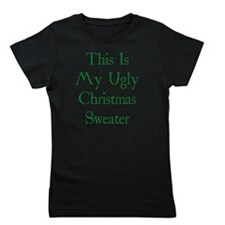 christUgly1D Girl's Tee