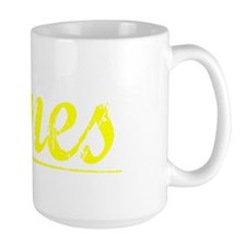 Eanes, Yellow Mug