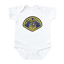 Tulare County Sheriff Infant Bodysuit