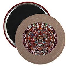 Aztec Calendar- Magnet