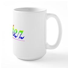 Cortez, Rainbow, Mug