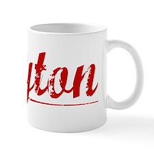 Layton, Vintage Red Mug