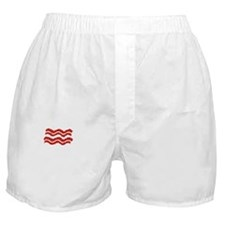 keep-calm-bacon-funny Boxer Shorts