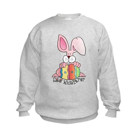 Egg Whisperer Kids Sweatshirt