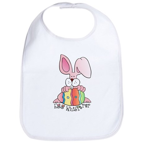 Egg Whisperer Bib