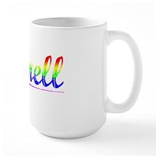 Darrell, Rainbow, Mug