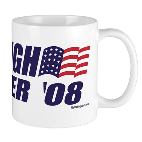 Limbaugh / Coulter President 2008 Mug
