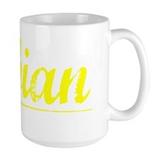 Fabian, Yellow Mug