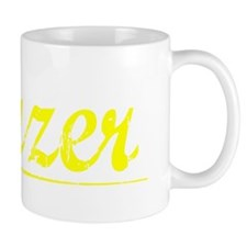 Frazer, Yellow Small Mug