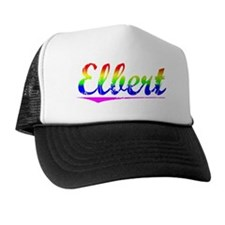 Elbert, Rainbow, Trucker Hat
