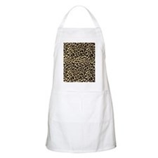 Leopard Aprons | Leopard Cooking Aprons for Men & Women